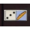 Fève à l'unité Dominos Boulangerie Pâtisserie n°12 / 0.8p22a13