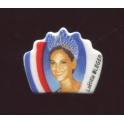 Fève à l'unité Miss France 2005 n°9 / 0.8p26b10