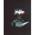 Fève à l'unité Duo Looney Tunes givrés n°10 / 1.0p35e5