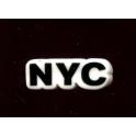 Fève à l'unité New York n°9 / 1.0p15c11