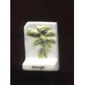 Fève à l'unité Les herbes aromatiques I n°1 / 0.3p3c12