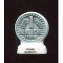 Fève à l'unité 12 monnaies pour un euro I n°8 / 0.5p1b2