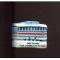 Fève à l'unité Des trains pas comme les autres I n°2 / 0.5p4a1