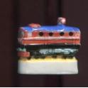 Fève à l'unité Des trains pas comme les autres II n°8 / 0.5p7b6