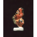 Fève à l'unité Papillon vole II n°7 / 0.5p14a8