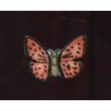 Fève à l'unité Papillon vole I n°1 / 0.5p14f8