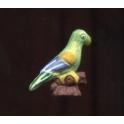 Fève à l'unité L'oiseau fait son nid n°1 / 0.5p14f10