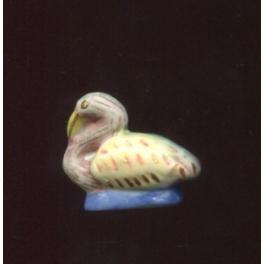 Fève à l'unité L'oiseau fait son nid n°3 / 0.5p14b11