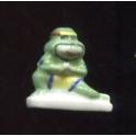 Fève à l'unité Les grenouilles II prototype n°1 / 0.5p23e8