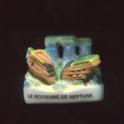 Fève à l'unité Le royaume merveilleux de Neptune I n°10 / 0.8p3f6