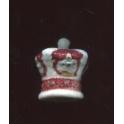 Fève à l'unité Les joyaux de la couronne II n°7 / 0.8p9f4