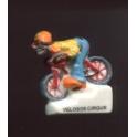 Fève à l'unité Les vélos de cirque II n°4 / 0.8p9e10