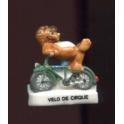 Fève à l'unité Les vélos de cirque I n°2 / 0.8p9b16