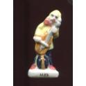 Fève à l'unité Les clowns II n°3 / 0.8p11a9
