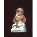 Fève à l'unité Les mystères de la galette des pharaons II n°4 / 0.8p13d10
