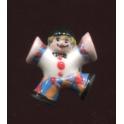 Fève à l'unité Le roi des z'acrobates n°6 / 0.8p15f1