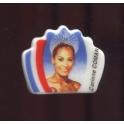Fève à l'unité Miss France 2005 n°10 / 0.8p26c10