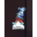 Fève à l'unité Kermit Collection n°1 / 0.8p27f4