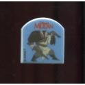 Fève à l'unité Mulan n°3 / 0.8p34c1