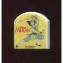 Fève à l'unité Mulan n°5 / 0.8p34e1