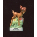 Fève à l'unité Bambi II n°4 / 0.8p34a7