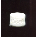 Fève plastique à l'unité Tambour n°1 / 0.8p51a5