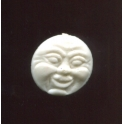 Fève plastique à l'unité Lune n°3 / 0.8p51b6