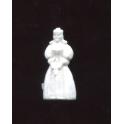 Fève plastique à l'unité Reine éventail T.1 n°2 / 0.8p51e6
