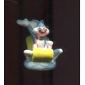Fève à l'unité Duo Looney Tunes givrés n°9 / 1.0p35f5