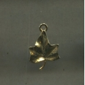 Single feve from Pendentifs feuilles d'or n°6 / 1.0p46e8