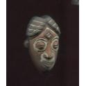 Fève à l'unité African Tribal Mask n°8 / 1.2p5a15