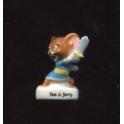 Fève à l'unité Tom et Jerry médiéval n°6 / 1.0p36a4