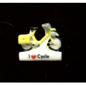 Single feve from I love cyclo n°8 / 1.0p21d13