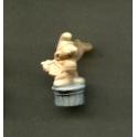 Fève à l'unité Statues Schtroumpfs n°5 / 1.0p29e6