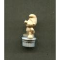 Fève à l'unité Statues Schtroumpfs n°6 / 1.0p29f6