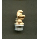 Fève à l'unité Statues Schtroumpfs n°7 / 1.0p29a7