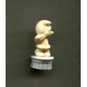 Fève à l'unité Statues Schtroumpfs n°8 / 1.0p29b7