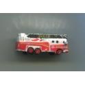 Fève à l'unité Pompiers Heroic New-York 2001-2021 n°1 / 1.5p1b26