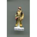 Single feve from Pompiers Heroic New-York 2001-2021 n°4 / 1.5p1e26