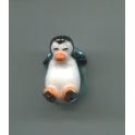 Fève à l'unité Pingouins sur glace n°2 / 1.5p4a8