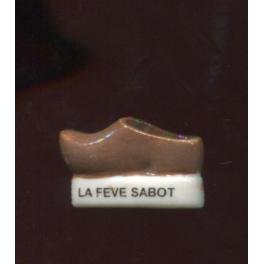 Single feve from Les fèves des origines à nos jours n°10 / 0.3p2e6