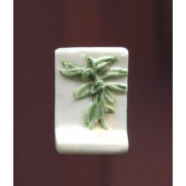 Fève à l'unité Les herbes aromatiques II n°1 / 0.3p4e1