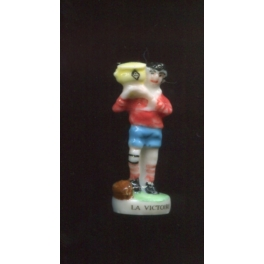 Fève à l'unité Rugby n°1 / 0.3p11b8