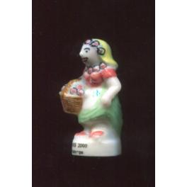 Single feve from An 2000 12 mois en fête n°6 / 0.3p13e2