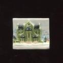 Fève à l'unité Merville Caudron II n°1 / 0.3p14c1