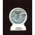 Fève à l'unité 12 monnaies pour un euro I n°4 / 0.5p1d1