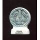 Single feve from 12 monnaies pour un euro I n°8 / 0.5p1b2
