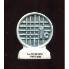 Fève à l'unité 12 monnaies pour un euro I n°10 / 0.5p1d2