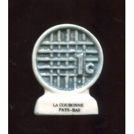 Single feve from 12 monnaies pour un euro I n°10 / 0.5p1d2