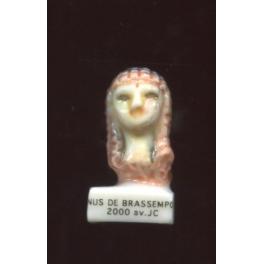 Fève à l'unité Le musée miniature III n°4 / 0.5p2f9